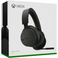 Microsoft Official Xbox Wireless Headset for Xbox Series X|S, Xbox One and Windows 10 (Black) (TLL-00002)