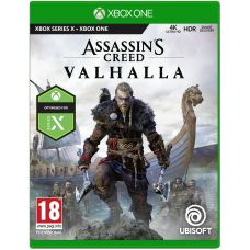 Assassin's Creed Valhalla\Вальгалла (русская версия) (Xbox Series X)