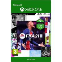 FIFA 21 (ваучер на скачивание) (русская версия) (Xbox Series X)