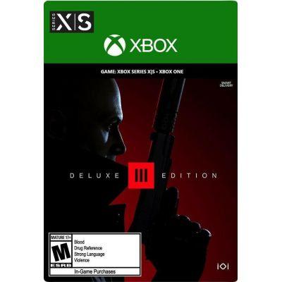 Hitman 3 Deluxe Edition (ваучер на скачивание) (Xbox One   Series X)
