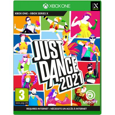 Just Dance 2021 (русская версия) (Xbox Series X)