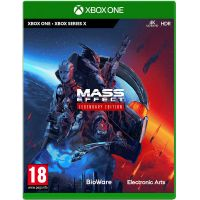 Mass Effect Legendary Edition (русская версия) (Xbox One)