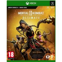 Mortal Kombat 11 Ultimate (русская версия) (Xbox Series X)