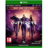 Outriders. Day One Edition (русская версия) (Xbox Series X)
