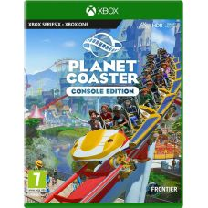 Planet Coaster: Console Edition (Xbox Series X)