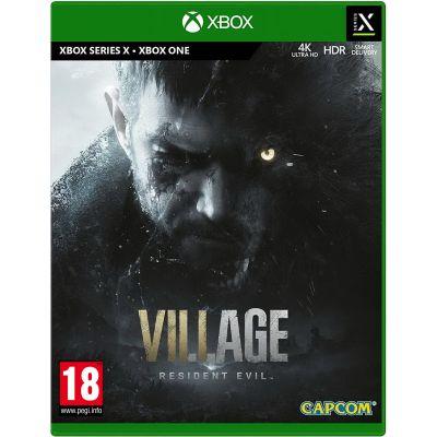 Resident Evil: Village (русская версия) (Xbox One | Series X)