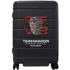 """Чемодан Xiaomi Luggage 20"""" Black (Terminator print) Black"""