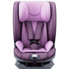 Детское автокресло Xiaomi QBORN Safety Seat QQ666 (Romantic purple)