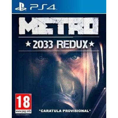 Metro: 2033 Redux (русская версия) (PS4)
