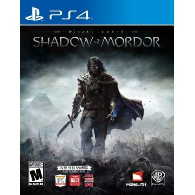 Middle-Earth: Shadow of Mordor (русская версия) (PS4)