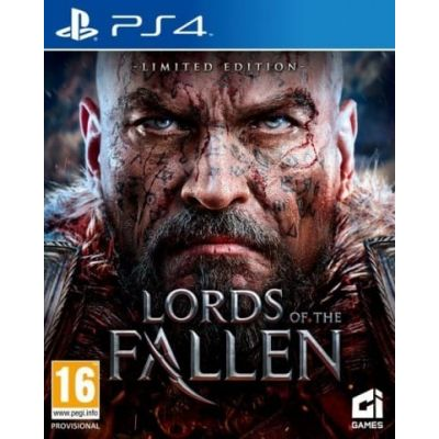 Lords of the Fallen (русская версия) (PS4)