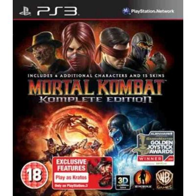 Mortal Kombat 2011 Komplete Edition