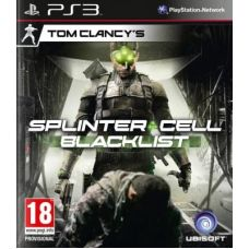 Tom Clancy`s Splinter Cell Blacklist: Upper Echelon Edition (русская версия) (PS3)