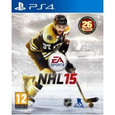 NHL 15 (русская версия) (PS4)
