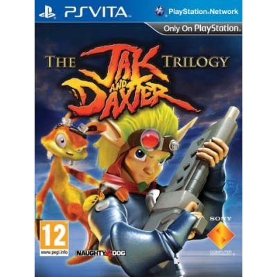 Jak and Daxter: Trilogy