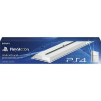 Вертикальная подставка для PlayStation 4 (white)