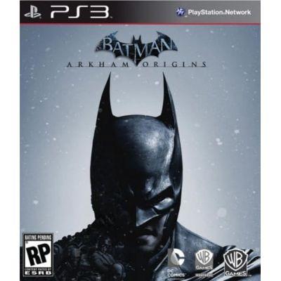 Batman: Arkham Origins (русская версия)