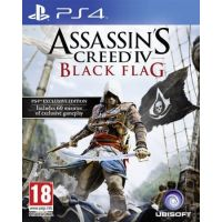 Assassin's Creed IV: Black Flag (русская версия) (PS4)