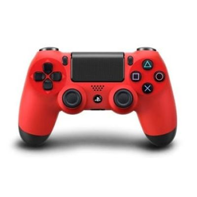 Sony DualShock 4 (red)