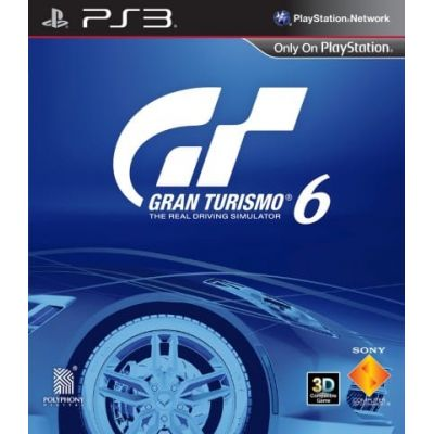 Gran Turismo: 6 (русская версия)