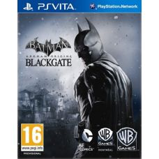 Batman: Arkham Origins Blackgate (русская версия)