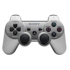 Sony DualShock 3 Wireless Controller (metallic silver)