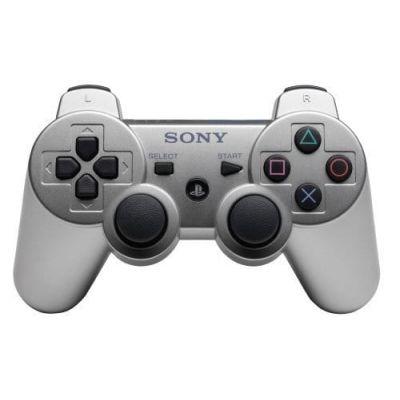 Sony DualShock 3 Wireless Controller (metallic silver)
