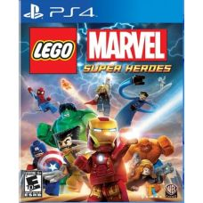 LEGO: Marvel Super Heroes (PS4)