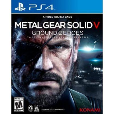 Metal Gear Solid V: Ground Zeroes (русская версия) (PS4)
