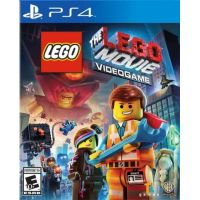 LEGO Movie Videogame (русская версия) (PS4)