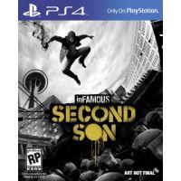 inFamous Second Son (русская версия) (PS4)