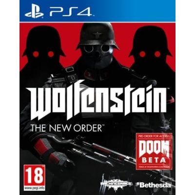 Wolfenstein: The New Order (русская версия) (PS4)
