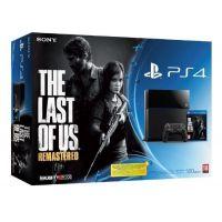 Sony PlayStation 4 500Gb + Игра The Last Of Us/Одни из Нас (русская версия)