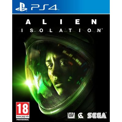 Alien: Isolation (русская версия) (PS4)