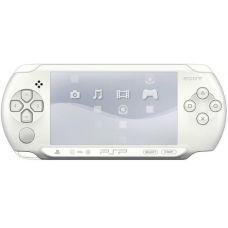 Sony PSP E1000 Street   Ice White + Чехол + Пленка + USB кабель