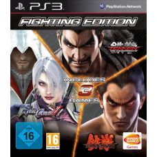 Fighting Edition (русская версия) (PS3)
