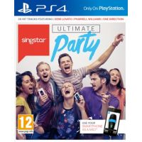 SingStar: Ultimate Party (русская версия) (PS4)