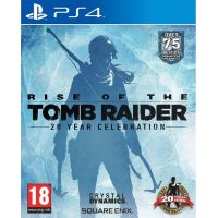 Rise Of The Tomb Raider 20 Year Celebration (русская версия) (PS4)