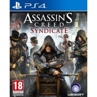 Assassin's Creed: Syndicate (русская версия) (PS4)