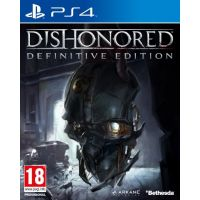 Dishonored: Definitive Edition (русская версия) (PS4)