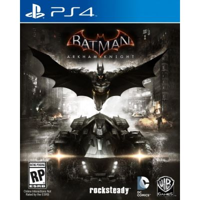 Batman: Arkham Knight (русская версия) (PS4)