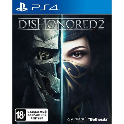 Dishonored 2 (русская версия) (PS4)