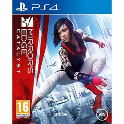 Mirror's Edge Catalyst (русская версия) (PS4)
