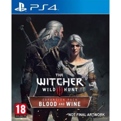 The Witcher 3: Wild Hunt Blood and Wine Expansion (русская версия) (PS4) (код загрузки)