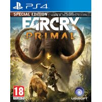 Far Cry Primal Special Edition (русская версия) (PS4)