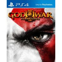 God of War III Remastered (русская версия) (PS4)