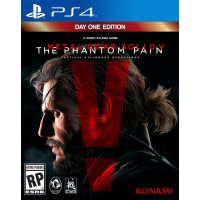 Metal Gear Solid V: The Phantom Pain (русская версия) (PS4)