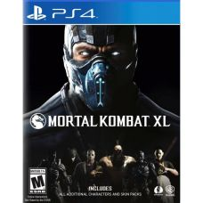 Mortal Kombat XL (русская версия) (PS4)
