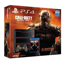 Sony PlayStation 4 1Tb Limited Edition + Call of Duty: Black Ops 3 (русская версия)