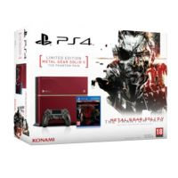 Sony PlayStation 4 500Gb Limited Edition + Игра Metal Gear Solid V: The Phantom Pain (русская версия)
